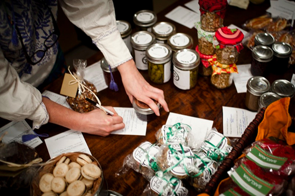 What is a food swap?